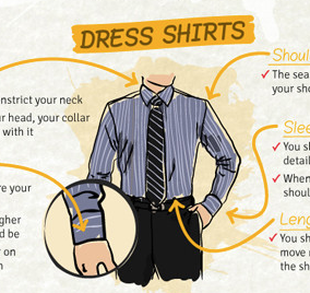 fashion guide for men